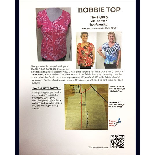 Design It Yourself - A FitNice Workbook - Sewing Pattern Alterations ...