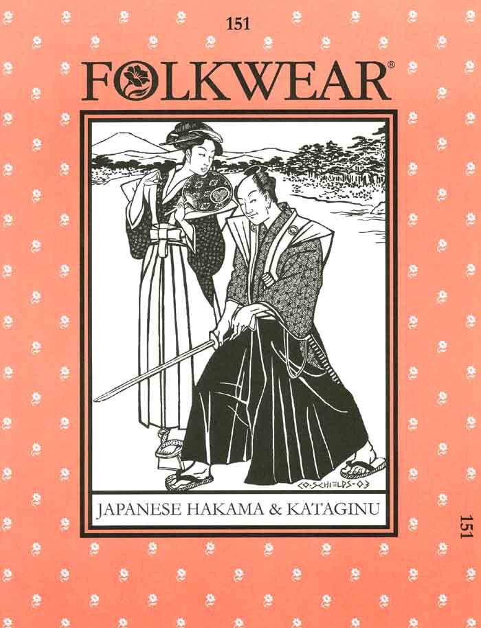 Folkwear #151 Japanese Hakama & Kataginu > Folkwear ...