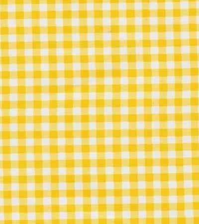 Wholesale Oilcloth Gingham Yellow Gt Wholesale Oil Cloth