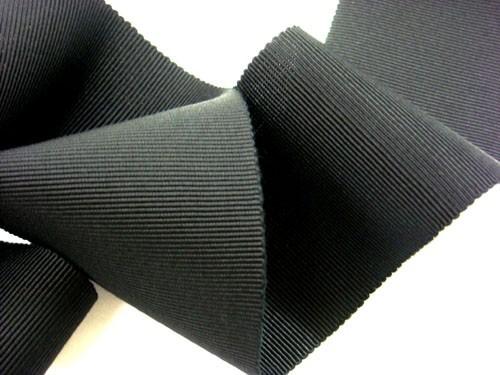 Petersham Ribbon 2 Quot Black