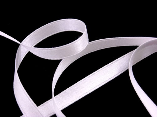 """Silk Satin Ribbon 3/8"""" White > Products for Flat Rate ..."""
