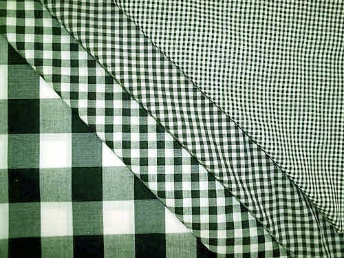 Gingham Check- Hunter Green/ White > Products for Flat Rate Shipping ...
