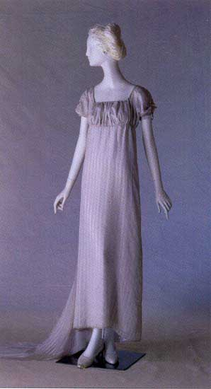 Empire Dress Pattern