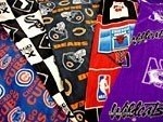 Chicago Sports Team Polar Fleece