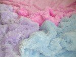 Minky Cuddle Fabrics - Plush Fur and Fleece