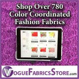 Vogue Seasonal Fabric Collections