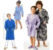 Kwik-Sew #3329  Unisex Children - Robes