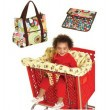 Kwik-Sew #3643   - Shopping Cart Seat Cover & Diaper Bag with Changing Pad