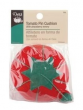 Dritz #732 - Small Tomato Pin Cushion with Strawberry emery