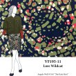 VF195-11 Lore Wanderlust - Abstract Print on Stretch Cotton Broadcloth Fabric