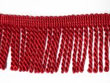 "Drapery Bullion Fringe 3.5"" - Red"