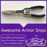 Sew Much Cosplay - Awesome Armor Snips