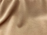 Bubble Crepe Georgette Fabric - Khaki