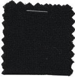 Wholesale Rayon Challis Solid Fabric - Black  25 yards