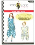 Dana Marie Pattern - All the Right Angles #1053Dana Marie Sewing Pattern #1053 - All the Right Angles