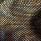 Wholesale Wool Coating - Made in Germany - Brown Gold Weave - 17 yard bolt