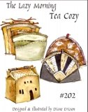 Diane Ericson #202 - Lazy Morning Tea Cozy Sewing Pattern