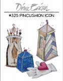 Diane Ericson #203 - Pincushion Icons
