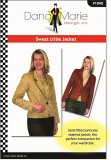 Dana Marie Sewing Pattern #1042 - Sweet Little Jacket