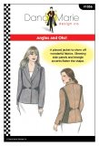 Dana Marie Sewing Pattern #1056 - Angles and Ohs
