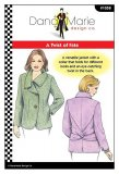 Dana Marie Sewing Pattern #1058 - A Twist of Fate