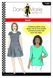 Dana Marie Sewing Pattern #1059 - Retr0