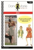 Dana Marie Sewing Pattern #1024 - Safari Shorts and Shirt