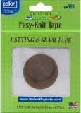 "Pellon Easy Knit Tape - Stabilizing Seam Tape - 1.5"" wide - 30 yards"