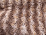 Luxury Faux Fur Fabric - Fox