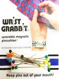 GrabbIt Magnetic Wrist Pin Cushion