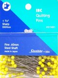 IBC #215001 -  Quilting Pins  250 count