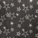 Starry Night - Double Cotton Gauze