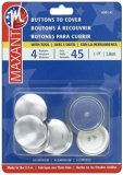 Maxant Buttons to Cover - Size 45 Kit