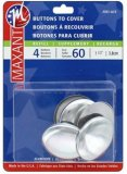 Maxant Buttons to Cover - Size 60 Refill