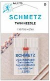 Schmetz #1770 - Twin Needle - 3mm