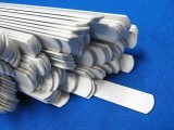 "8mm (5/16"") White Spring Steel Bones - Several Lengths"