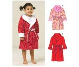 Kwik-Sew #3509  Toddlers' - Robes