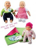 Kwik-Sew #3834  Crafts - Doll Clothes