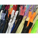 Wholesale Zippers- 40 assorted Zippers