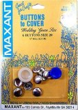 Maxant Buttons to Cover - Size 20 Kit
