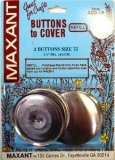 Maxant Buttons to Cover - Size 75 Refill