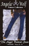 Angela Wolf Sewing Pattern #4200 - The Angel Bootcut Jean