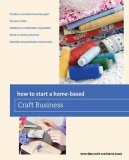 Book - How to Start a Home-Based Craft Business by Kenn Oberrecht & Patrice Lewis