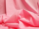 Broadcloth Fabric - Polyester-Cotton Blend - Pink