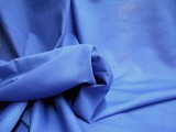 Broadcloth Fabric - Polyester-Cotton Blend - Royal