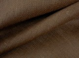 Upholstery Burlap Jute Fabric - Brown
