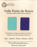 Color Card - Sofie Ponte de Roma