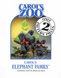 Carol's Zoo - Elephant Family