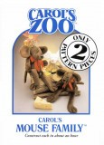 Carol's Zoo - Mouse Family