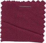 Rayon Challis Solid Fabric - Burgundy